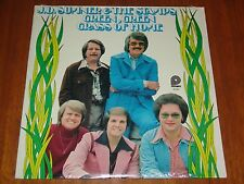 J.D. SUMNER & THE STAMPS - GREEN, GREEN GRASS OF HOME - 1976 RARE SEALED LP ! !