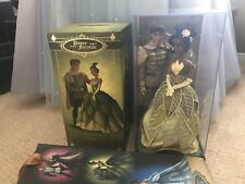 Disney Designer Fairytale Princess & the Frog Tiana Naveen Limited Edition Dolls