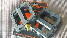 "Cinema CHAD KERLEY BMX Pedals 9/16"" (PAIR) Freestyle (Limited Edition) CK (NEW)"