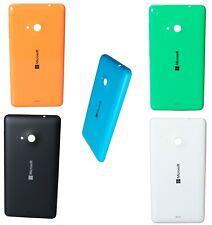 Nokia Lumia Microsoft 535 Akkudeckel Deckel Rückseite Back Cover Hülle Akku Case
