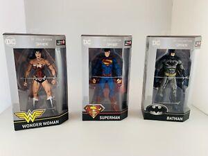 """Novo Na Caixa 2.5/"""" Bonecos De Ação Batman Liga da Justiça DC"""
