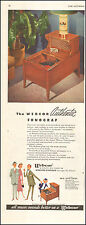 1952 Vintage ad for The Webcor Fonograf Photo retro Phonographs  (073116)