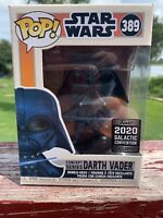 Funko Star Wars Darth Vader Galactic Convention Concept Pop! IN HAND