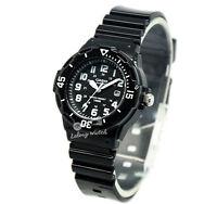 -Casio LRW200H-1B Ladies' Analog Watch Brand New & 100% Authentic NM