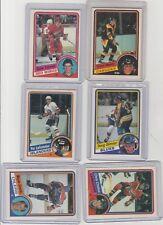 1984 85 OPC O Pee Chee Complete Set 1-396 Gretzky Messier Yzerman Neely  NrMT