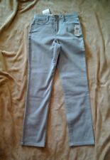 Style & Co. Women's Silver Cloud Skinny Gray Jeans Size 2 Petite 28 NWT
