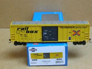 ATHEARN/READY to ROLL 92317 HO Railbox-Early 50' ACF Box Car #11069