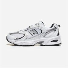 New Balance 530 White Silver All Size Authentic Men's Casual - MR530SG Expedited