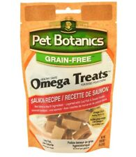 Healthy Omega Treats for Dogs Salmon Eight human grade food ingredients 3oz