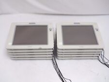 Lot of 10 Hitachi System Unit PC5NR3-J9B440011 & Charging Cradles