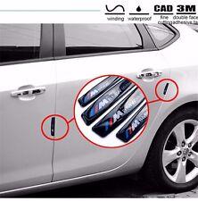4Pcs Car Accessories Door Edge Guard Strip Scratch Protector Anti-collision Trim