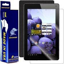 ArmorSuit MilitaryShield LG Optimus Pad LTE Screen Protector + Black Carbon Skin