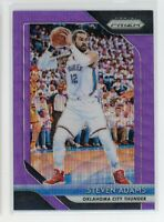 2018-19 Steven Adams Panini Prizm Purple Wave