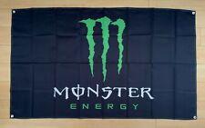 New listing Monster Energy Drink 3x5 ft Flag Banner