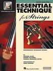 Hal Leonard Essential Elements / Techniques for Strings - Double Bass Book 3