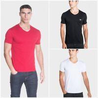 883 Police Mens Slim Fit Crew Neck Designer Gain T shirt Tee Top New