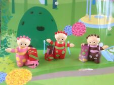 In The Night Garden Tombliboo Figures - Ideal Cake Toppers/Decorations!!