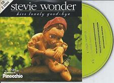 STEVIE WONDER - kiss lonely good-bye CD SINGLE 2TR CARDSLEEVE 1996 (MOTOWN)