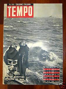 RIVISTA TEMPO    31 LUGLIO 1941   N. 114