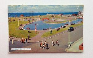 2 Postcards, Girvan, Ayrshire, Scotland.