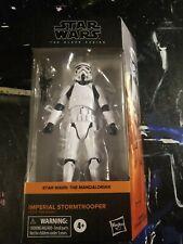 "Star Wars 6"" Black Series The Mandolorian Imperial Stormtrooper #02"