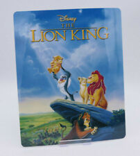 THE LION KING - Glossy Fridge / Bluray Steelbook Magnet Cover (NOT LENTICULAR)