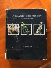 Organic Chemistry by Leroy G., Jr. Wade (2009, Hardcover)