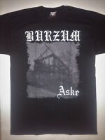 1BURZUM T-Shirt Dark Funeral Darkthrone Mayhem Emperor Bathory Filosofem Aske