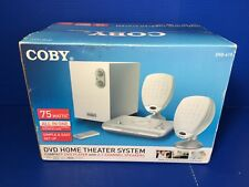 COBY DVD-419 DVD Home Theater System 2.1