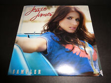 JESSIE JAMES SAMPLER - Wanted, Bullet, Blue Jeans, Cowboy, Guilty-CD Collectible