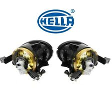 NEW Volkswagen Jetta Eos GTI Pair Set of Left and Right Fog Lights Hella OEM