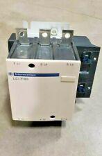 NEW! LC1F185 Telemecanique Square D Contactor 3P 200A 600V 100 KW Contactor