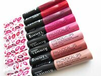 (1) Rimmel London Provocalips 16Hr Kiss Proof Lip Colour, You Choose NEW COLORS