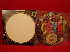 THE BEATLES SGT PEPPERS NM LIMITED COLLECTORS EDITION PICTURE DISC
