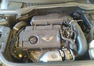 2011 Mini Cooper Engine