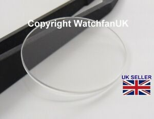 Replacement Mineral crystal  glass For Emporio Armani AR2461 #233