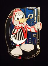 DISNEY LIMITED EDITION JUMBO TRON PIN DONALD DUCK VERY RARE LE 250