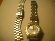 Vintage Tag Heuer Watch  Automatic  200mm Sappire Crystal  NOT KEEPING GOOD TIME