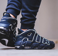 purchase cheap d1419 42067 Nike Air More Uptempo 96 Taille UK 13 EU 48.5 US 14 921948 -400 Obsidienne