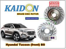 """Hyundai Tucson disc rotor KAIDON (front) type """"BS"""" / """"RS"""" spec"""