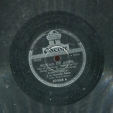 TANGO ALBERTO MARINO - ROSAS DE ABRIL / NACI EN POMPEYA - 78 Disk