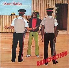 The Roots Radics - Radicfaction - Distant Drum / Ohm RE LP 33T - Dub Reggae -New