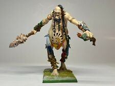 Warhammer Fantasy Orcs and Goblins   - Aleguzzler Giant - Painted