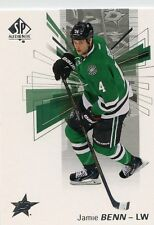 16/17 SP AUTHENTIC BASE #14 JAMIE BENN STARS *34190
