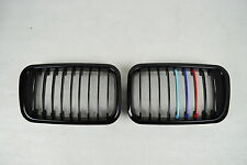 Front Hood Kidney Sport Grills Glossy Black /// M-color BMW 3 Series E36 92-96