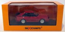 Auto sportive di modellismo statico rosso MINICHAMPS