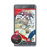 3x Anti-Shock Pellicola protettiva per Samsung Galaxy Note Edge opaco&flessibile