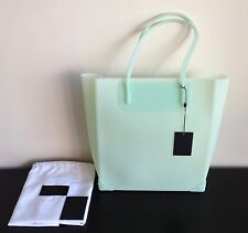 Alexander Wang Peppermint Prisma Silicone Tote