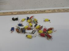 Lot of 25 Vintage Pager Vibrator Motors Large Round 1.5 Vdc Motorola
