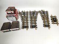 LGB G Scale Assorted Track Pieces #TOT2219 C#TOT1